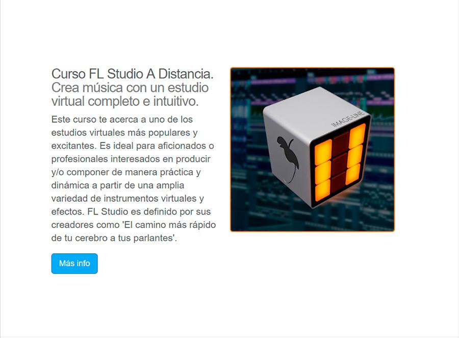 Curso FL Studio A Distancia